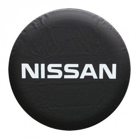 Funda cubre rueda de repuesto 4x4 Nissan