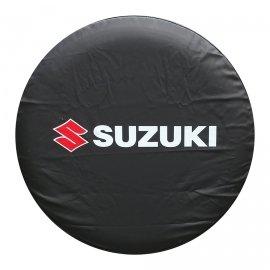 Funda cubre rueda de repuesto 4x4 Suzuki