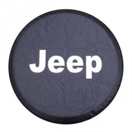 Funda cubre rueda de repuesto 4x4 Jeep