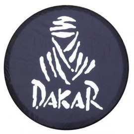 Funda cubre rueda de repuesto 4x4 Dakar