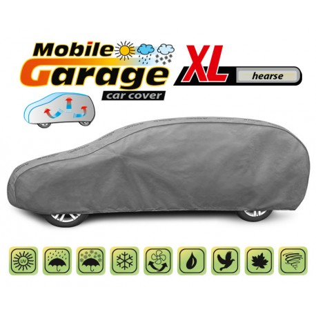 "Funda para coche fúnebre ""Mobile Garage XL Hearse """