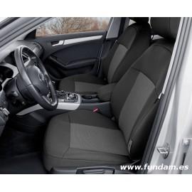 Fundas a medida para asientos delanteros para Audi A4 B8