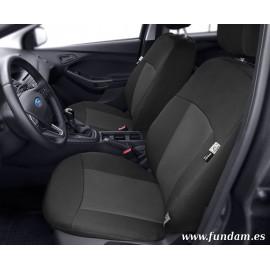 Fundas a medida para asientos delanteros Ford Focus II-III