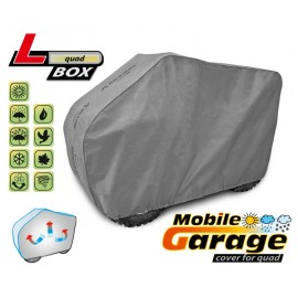 Funda para quad MOBILE GARAGE L + COFRE