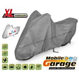 Funda para moto MOBILE GARAGE XL