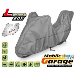 Funda para moto MOBILE GARAGE L + COFRE