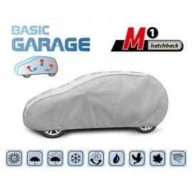 Funda exterior coche SILVER GARAGE M1 Hatchback