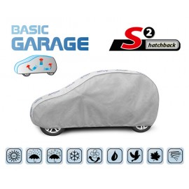 Funda exterior coche BASIC GARAGE S2 Hatchback