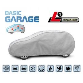 Funda exterior coche SILVER GARAGE L1 Hatchback