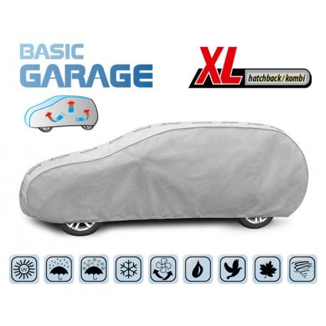 Funda exterior coche SILVER GARAGE XL Hatchback