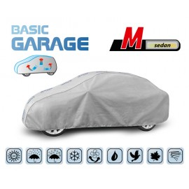 Funda exterior coche Basic Garage M Sedan