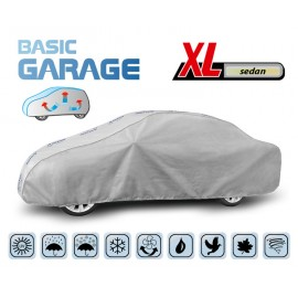 Funda exterior coche SILVER GARAGE XL Sedan
