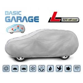 Funda exterior coche SILVER GARAGE L SUV