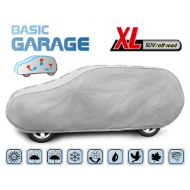Funda exterior coche BASIC GARAGE XL SUV