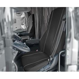 Fundas a medida para asientos de camión DAF LF