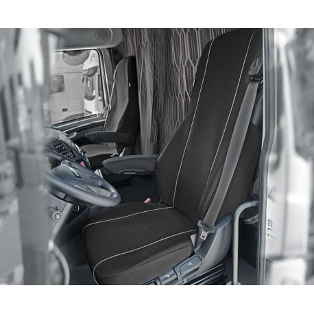 Fundas a medida para asientos del camión DAF CF