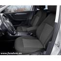 Fundas a medida para asientos delanteros Volkswagen Passat (B7)