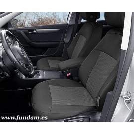 Fundas a medida para asientos delanteros Volkswagen Passat (B7) 2010-2014