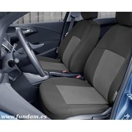 Fundas a medida para asientos delanteros Opel Astra J