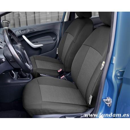 Fundas a medida para asientos delanteros Ford Fiesta Mk7