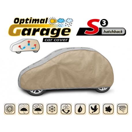 Funda exterior coche OPTIMAL GARAGE S3 Hatchback