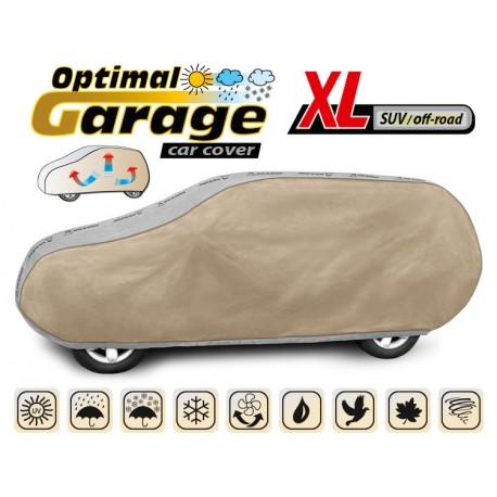 Funda exterior OPTIMAL GARAGE XL SUV