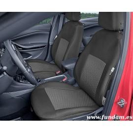 Fundas a medida para asientos delanteros Opel Astra K