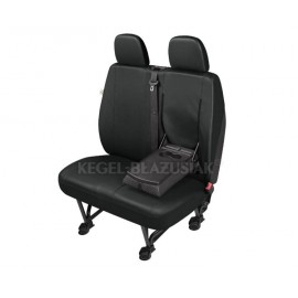 "Funda para asiento delantero doble ""PRACTICAL DV2 + Table"""