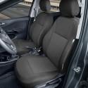 Fundas a medida para asientos Opel Corsa E (respaldo trasero dividido)