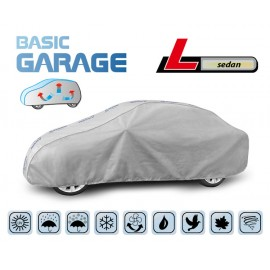 Funda exterior coche BASIC GARAGE L Sedan