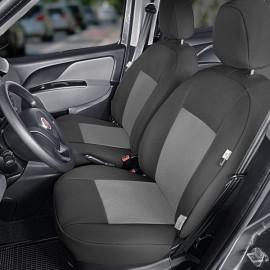 Fundas a medida para asientos delanteros Fiat Doblo II