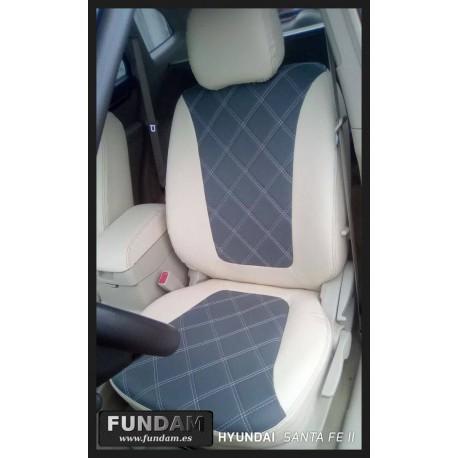 Fundas a medida Hyundai Santa Fe II