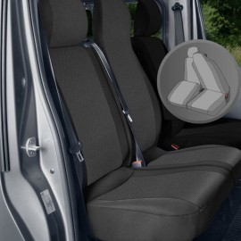 "Funda para asiento delantero doble tipo Oficina ""DV2 Trafic Dual Split"""