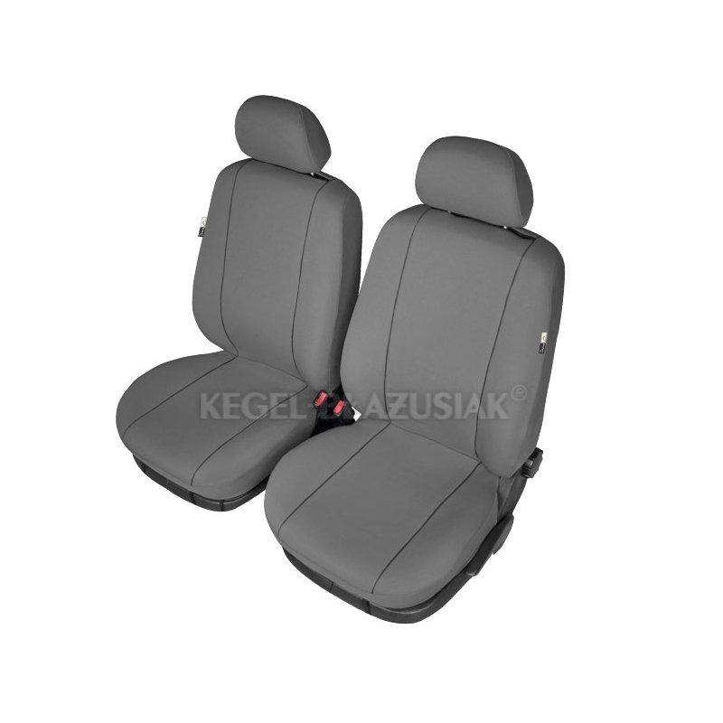Fundas para asientos delanteros de coche hermes gris talla m fundam - Fundas para asientos de coches ...