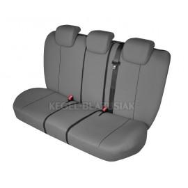 "Funda para asiento trasero de coche ""HERMES"" gris Talla L_XL"