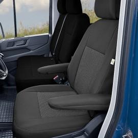 Fundas a medida para asiento delantero - VW· Crafter II / MAN TGE