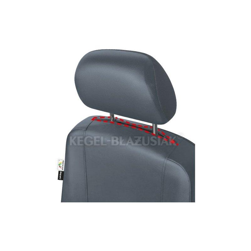 Fundas para asientos delanteros practical gris talla m fundam - Fundas para asientos de coches ...