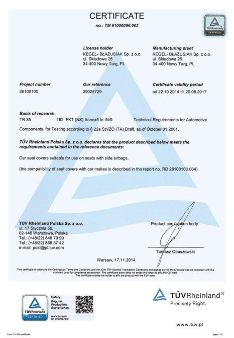 Certificado-Airbag-TUV-Kegel-1